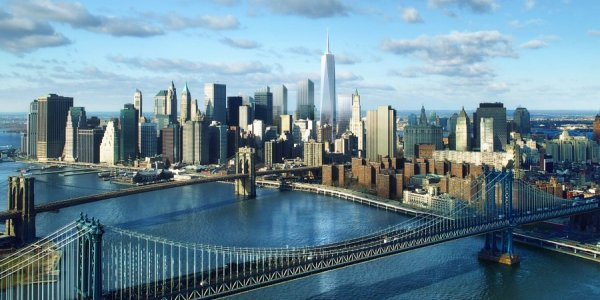 new york skyline pictures. [Future New York skyline]
